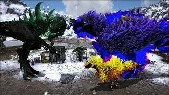 ARK SURVIVAL EVOLVED 61 Boss Godzilla và Dodorex khổng lồ