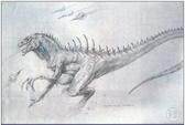 Godzilla 1998 concept2.