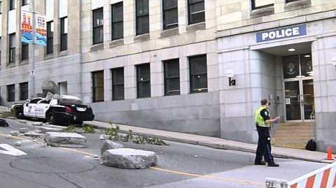 Godzilla trampled NW, BC