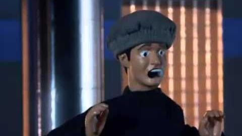 "GODZILLA (1998) - Robot Chicken ""That Hurts Me"" (Episode) ""Godzilla Remade Again"" (Segment)"