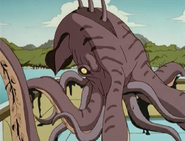 Godzilla The Series - Monsters - Giant Squid
