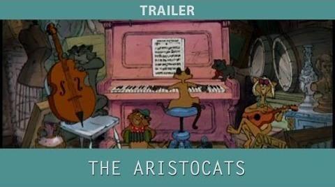The AristoCats (1970) Trailer