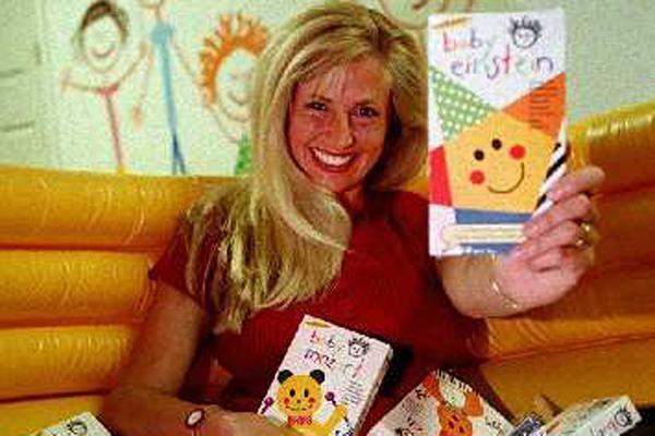 Julie Aigner Clark Baby Einstein Wikia Fandom Powered