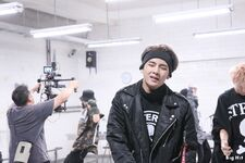 MIC Drop MV Shooting 19