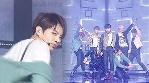 《Comeback Special》 방탄소년단(BTS) - RUN(런) @인기가요 Inkigayo 20151206