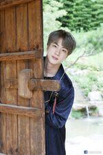 Jin Happy Chuseok 2019