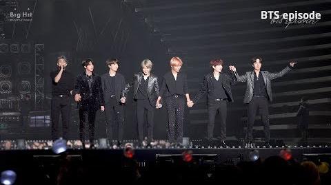EPISODE BTS (방탄소년단) @ 2018 SBS 가요대전