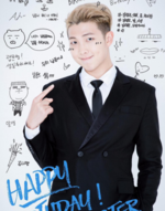 Rap Monster photoshoot5