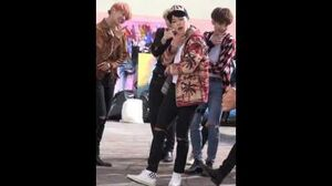 BANGTAN BOMB 'FIRE' MV Shooting- 'JIMIN' Follow ver