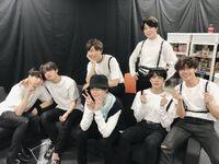 BTS Twitter April 19, 2018