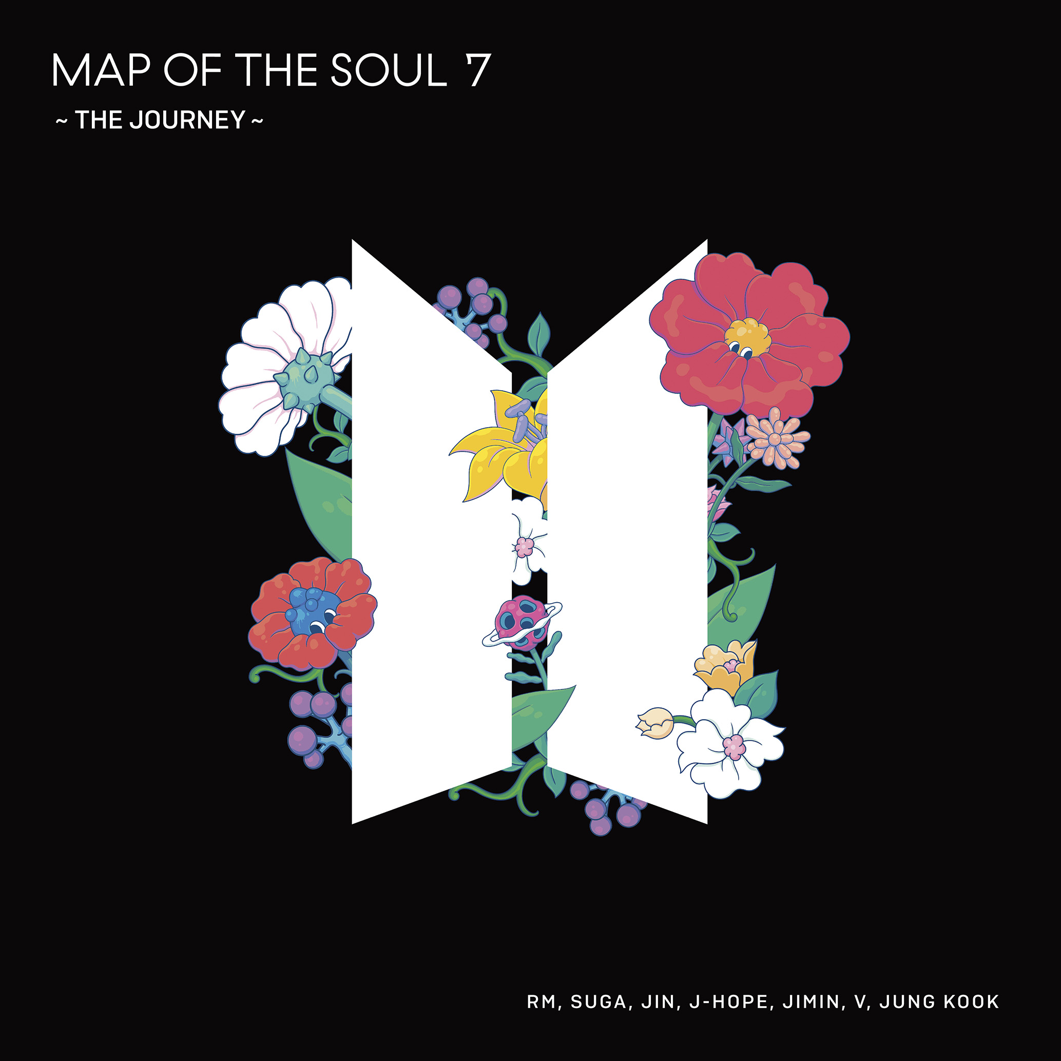 Map of the Soul: 7 ~The Journey~ | BTS Wiki | Fandom