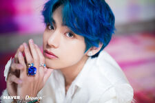 V Boy With Luv Shoot (7)