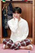Jungkook Map of the Soul Persona Shoot (2)