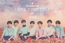 BTS World Tour Love Yourself