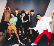 BTS and Halsey Twitter Aug 7, 2018 (1)