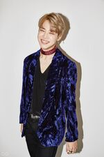 Jimin GQ Korea Magazine Dec 2016
