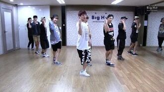 CHOREOGRAPHY BTS (방탄소년단) 'Beautiful' dance practice