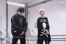 MIC Drop MV Shooting 25