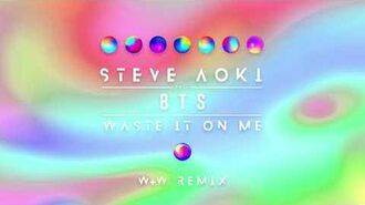 Waste It On Me feat. BTS (W&W Remix)