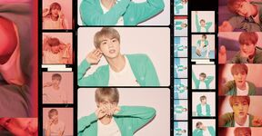 Jin Map of the Soul Persona Version 1
