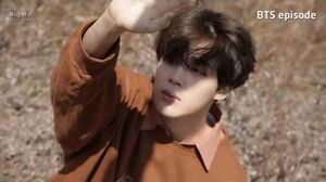 EPISODE BTS (방탄소년단) LOVE YOURSELF 轉 'Tear' Jacket shooting sketch