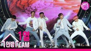 슈퍼콘서트직캠4K 방탄소년단 공식 직캠 'IDOL' (BTS Official FanCam)