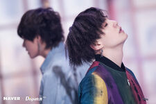 FAKE LOVE MV Shooting 17