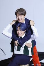 J-Hope and Jimin Map of the Soul 7 Shoot (2)