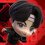 Jin Character Mic Drop