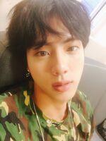 Jin Twitter Sep 21, 2017 (1)