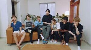 BTS (방탄소년단) BON VOYAGE Season 4 Ep