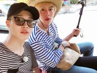 Jimin- Happy Birthday Jin 2018 (1)