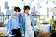 Jimin and V Naver x Dispatch June 2018 (3)