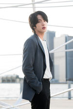 Jin BTS x Dispatch March 2020 (3)