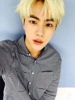 Jin Twitter July 11, 2016