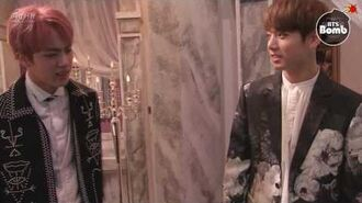 BANGTAN BOMB Sweet Jin & Jung KOOK 's chatter - BTS (방탄소년단)