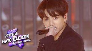 BTS - Fireㅣ방탄소년단 - 불타오르네 2018 SBS Gayo Daejeon Music Festival