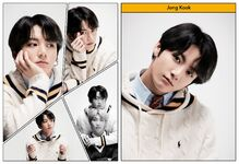 Jungkook Map of the Soul 7 Version 4
