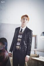J-Hope Wings Shoot (1)