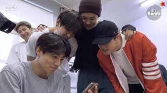 BANGTAN BOMB 'Skool Luv Affair' stage practice behind the scenes - BTS (방탄소년단)