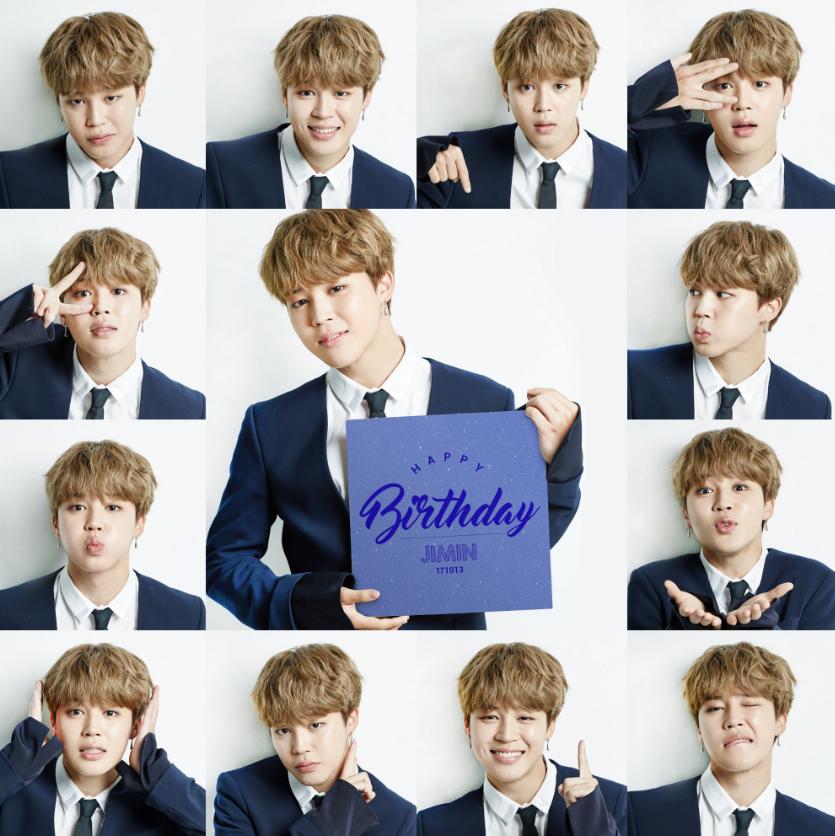 Bts Happy Birthday