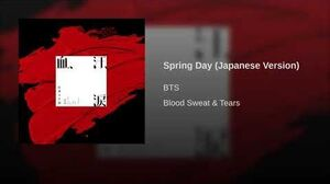 download mp3 bts spring day japanese ver