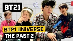 BT21 BT21 UNIVERSE - THE PAST 2