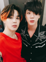 Jimin- Happy Birthday Jin 2018 (3)