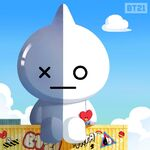 BT21 Van, Tata November 9, 2017