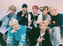 BTS Official Twitter October 8, 2017