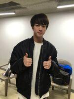 Jin Twitter Nov 13, 2016 (1)
