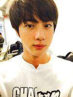 Jin Twitter Nov 18, 2016