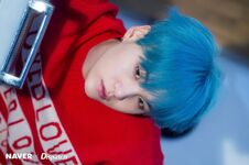 Suga Love Yourself Her Shoot (14)