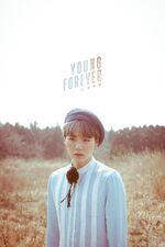 Suga Young Forever Wallpaper